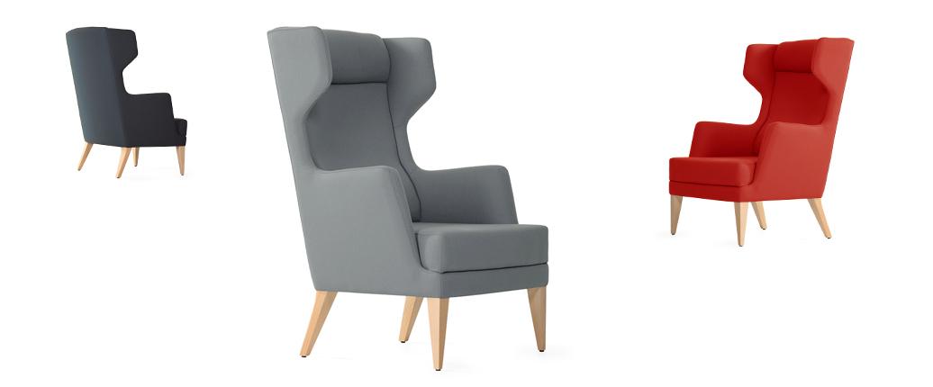 nowoczesne designerskie fotele